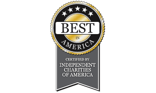 Best In America - the Independent Charities of America Seal of Excellence